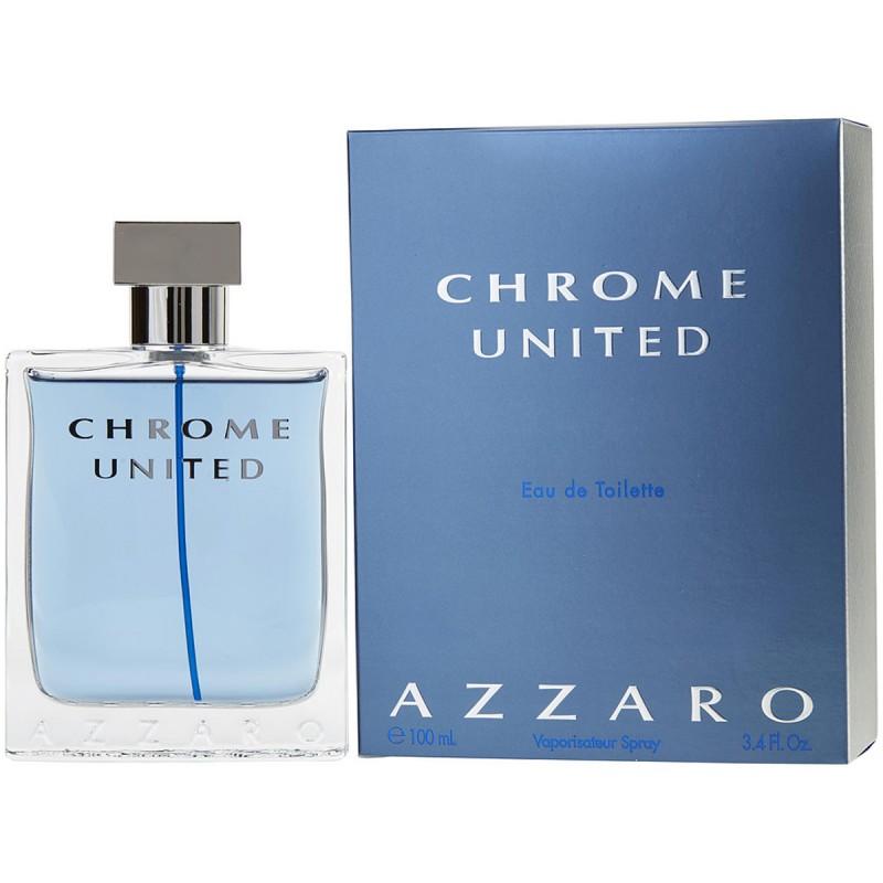 Azzaro Chrome United Collector Eau de Toilette