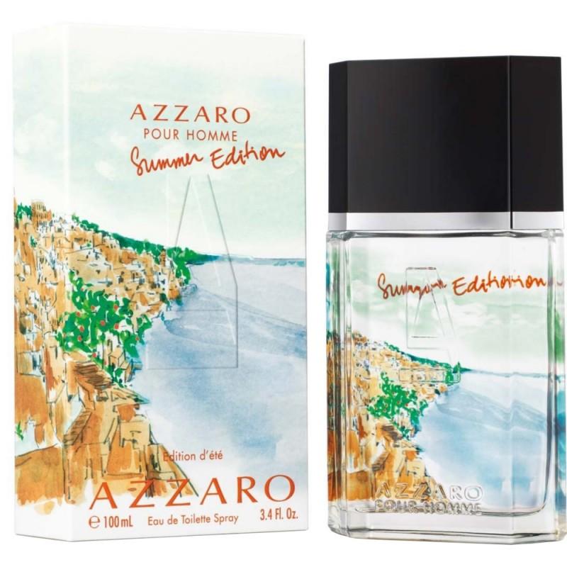 Azzaro Pour Homme Edition d'Ete Limitée Eau de Toilette