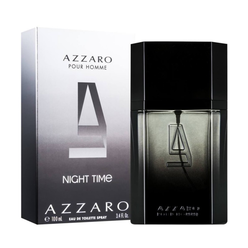 Azzaro Night Time Eau de Toilette