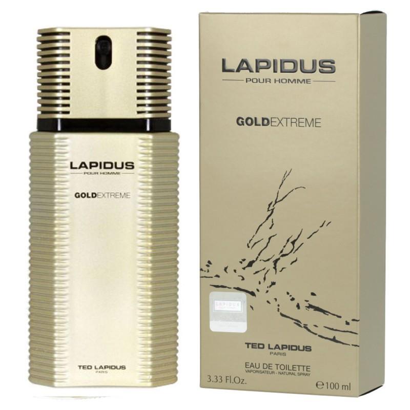 Ted Lapidus Gold Extreme Eau de Toilette