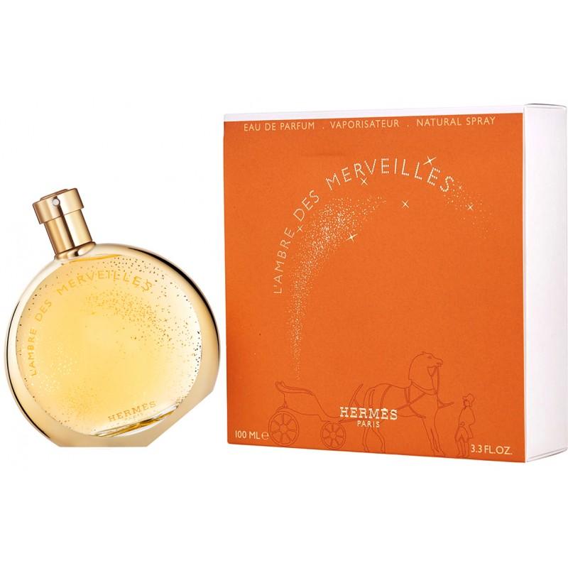 Parfum L'ambre Des De Femmes Merveilles Hermès Eau 8wPn0Ok