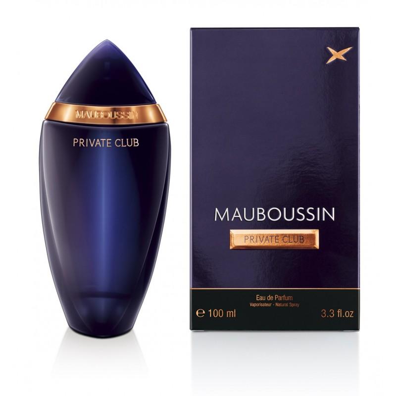 Mauboussin Private Club Eau De Parfum Hommes 100ml