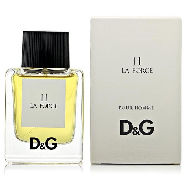 D&G Dolce & Gabbana No. 11 La Force Eau de Toilette