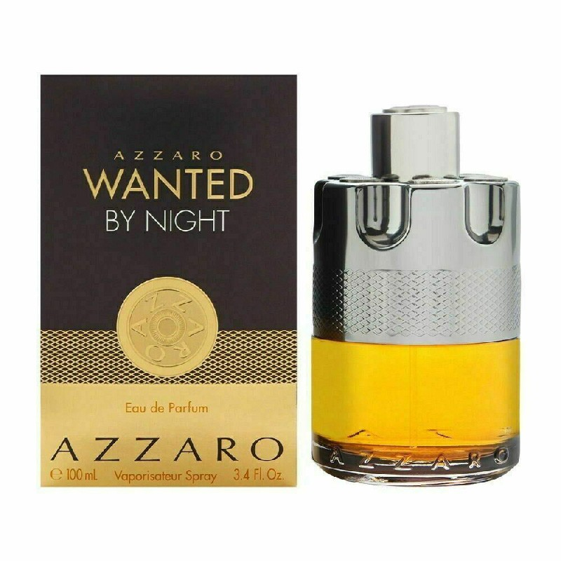 Azzaro Wanted by Night Eau De Parfum 100ml Hommes