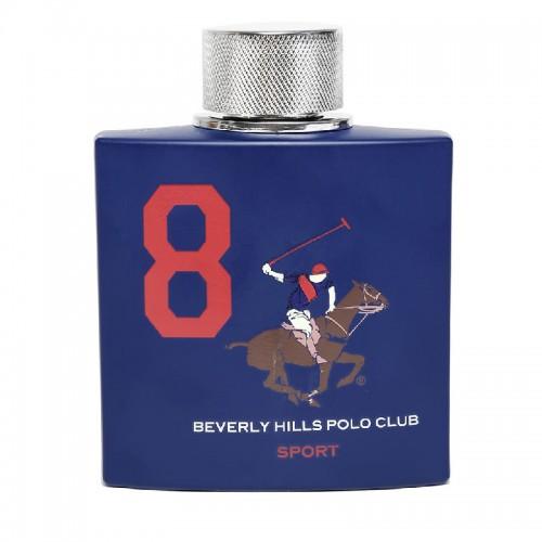 Beverly Hills Polo Club Eau De Toilette Homme No 8