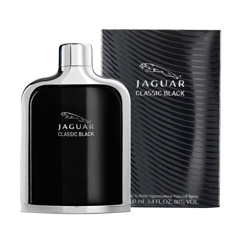 Jaguar Black Man Eau de Toilette 100ml