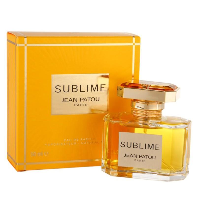 Jean Patou Sublime Eau de Parfum 50ml