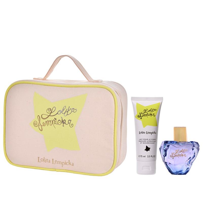 Coffret Lolita Lempicka Eau De Parfum 50ml + Creme pour la Corps Parfumée 75ml