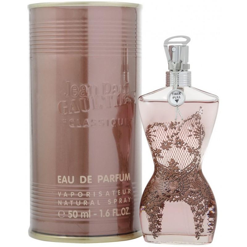 """Jean Paul Gaultier """"Classique"""" Eau de Parfum 50ml"""