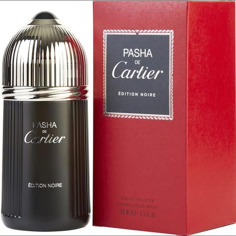Cartier Pasha Édition Noire Eau De Toilette Hommes