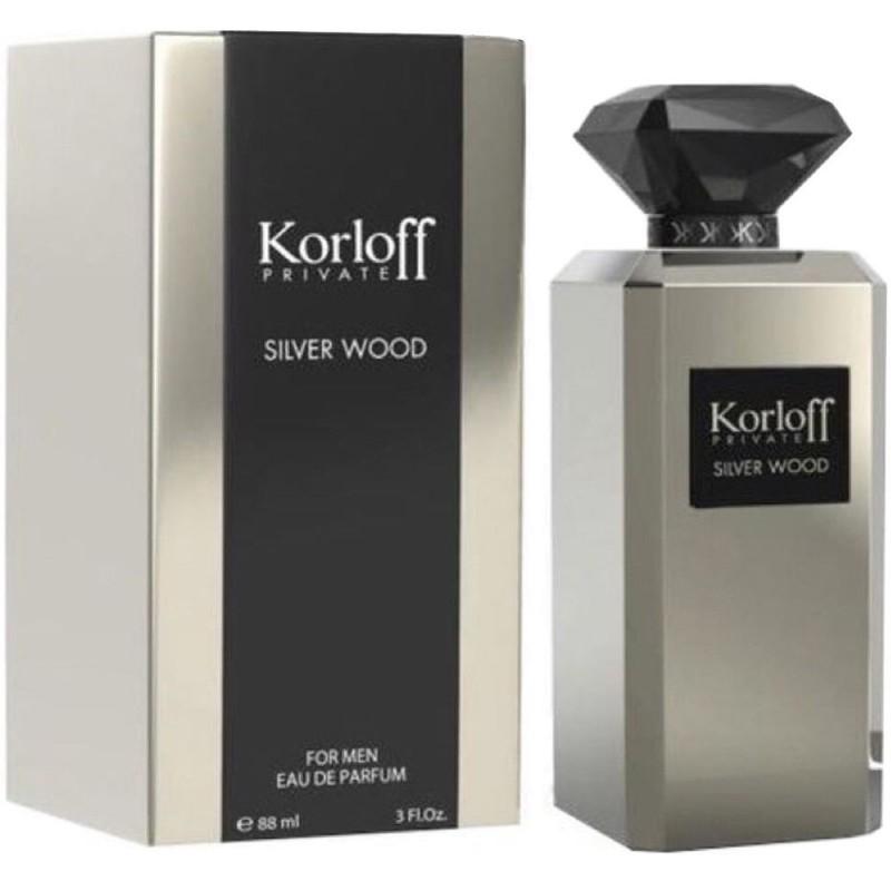Korloff Private Silver Wood Eau de Parfum 88ml