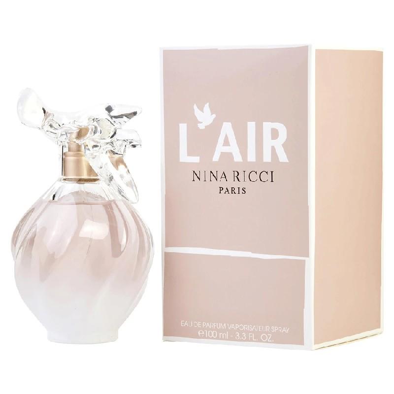 Nina Ricci L'Air Eau De Parfum Femmes 100ml