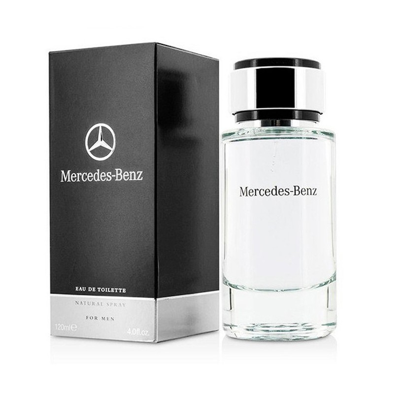 Mercedes Benz Eau De Toilette Hommes 120ml