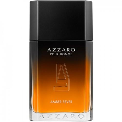 Azzaro Pour Homme Amber Fever Eau De Toilette Hommes Sensual Blends Collection