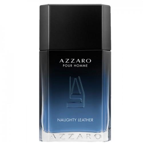 Azzaro Pour Homme Naughty Leather Eau De Toilette Sensual Blends Collection