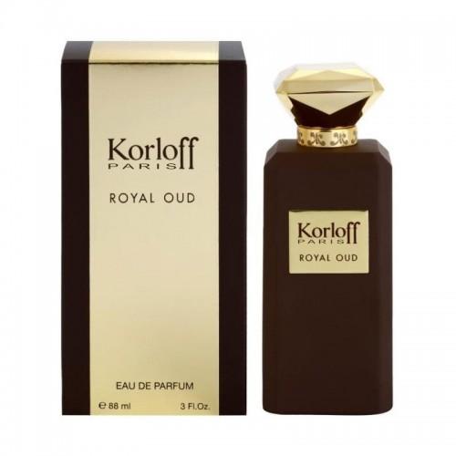 Korloff Royal Oud Eau De Parfum Hommes