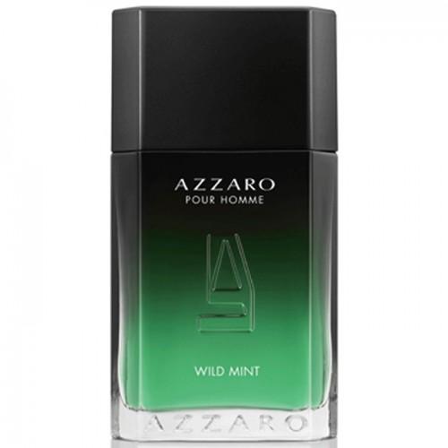 Azzaro Wild Mint pour Homme Eau de Toilette Sensual Blends Collection