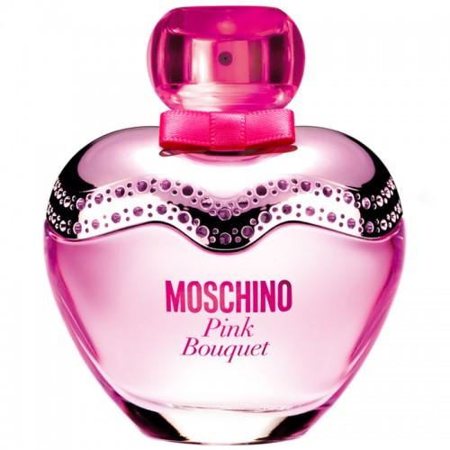 Moschino Pink Bouquet Eau De Toilette Femmes