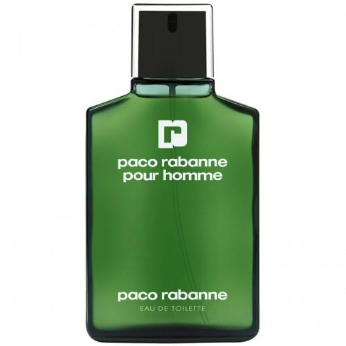Paco Rabanne Pour Homme Eau De Toilette Hommes