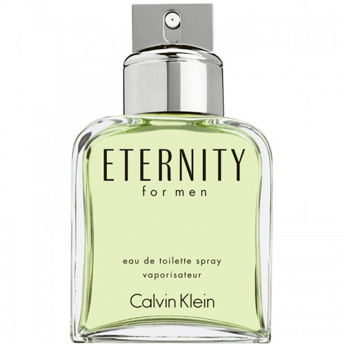 CALVIN KLEIN ETERNITY FOR MEN EAU DE TOILETTE HOMMES