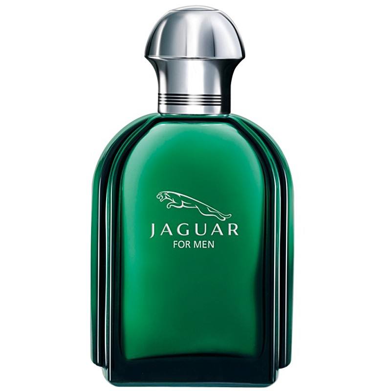 Jaguar Green Man Eau de Toilette